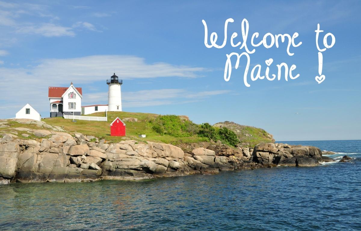 Le jour où j'ai failli aller vivre dans le Maine...